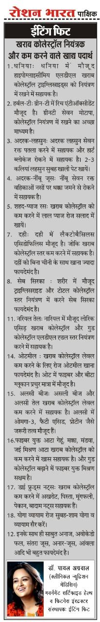12kharab-cholesterol-niyankrak-aur-kam-karne-vale-khad-pradak