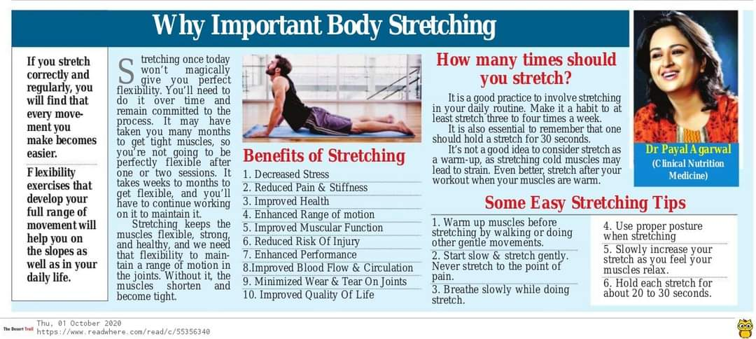 43Why Important Body Stretching