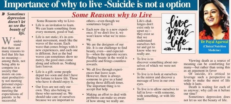 52importance-of-why-to-live