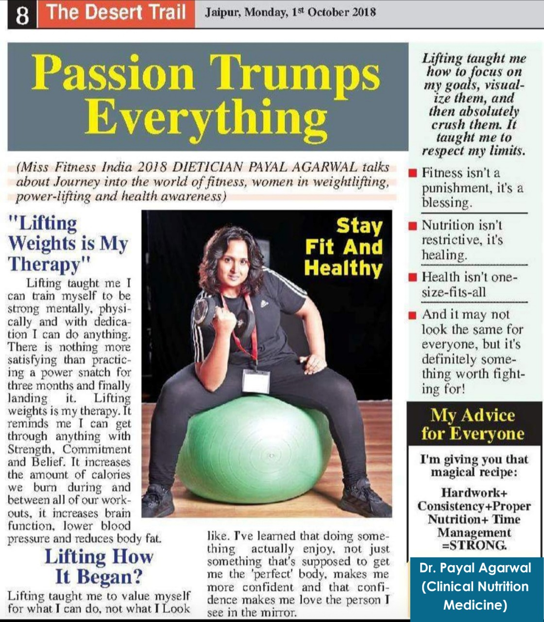 Passion trumps everything